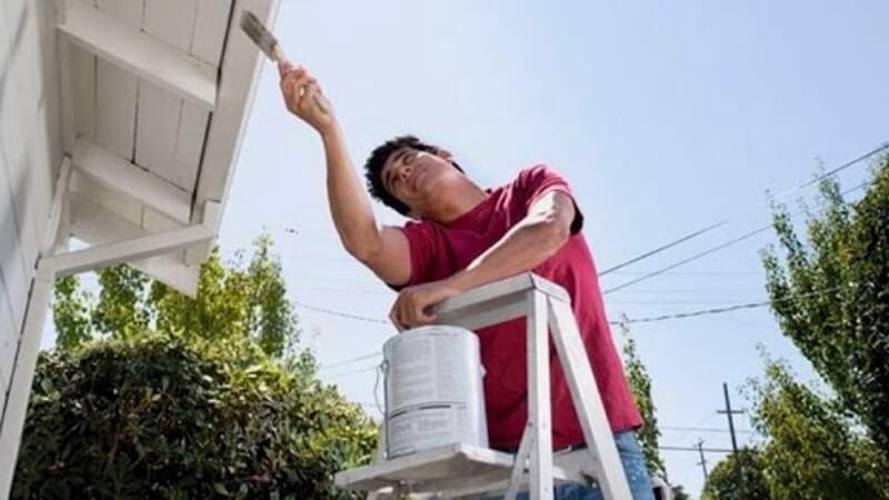 Set Up Ladder Correctly