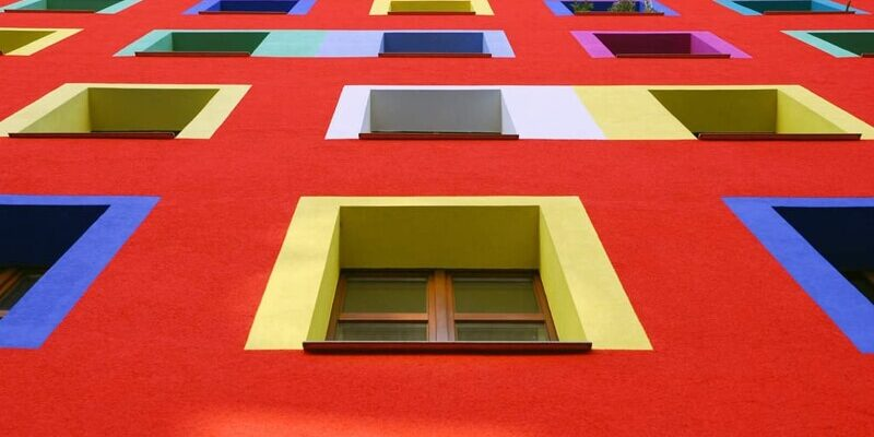 kinds of facade paint