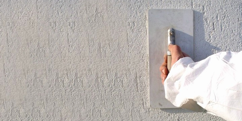 new facade coating